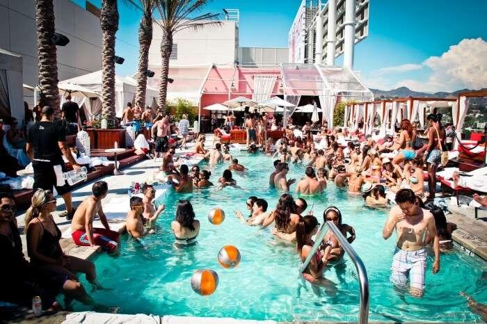 Hot Pool Parties