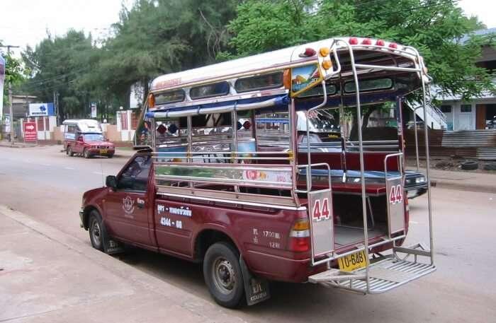 Transportation View