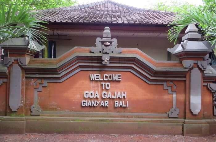 How To Reach Goa Gajah Gianyar