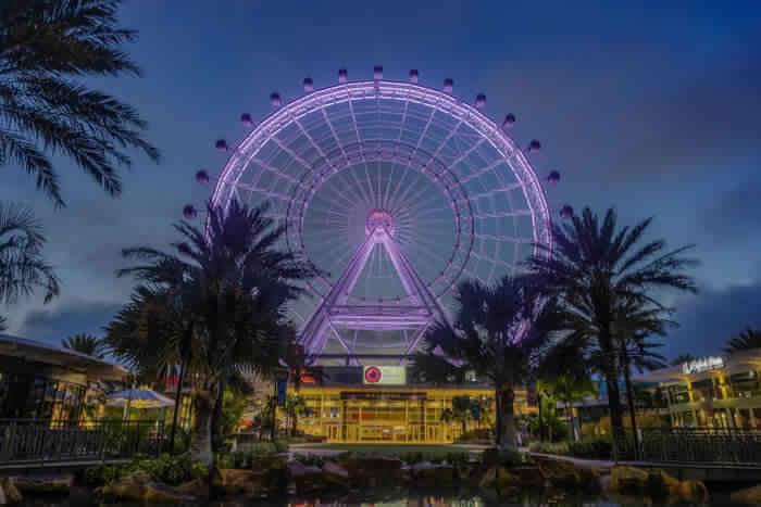 Giant roller wheel