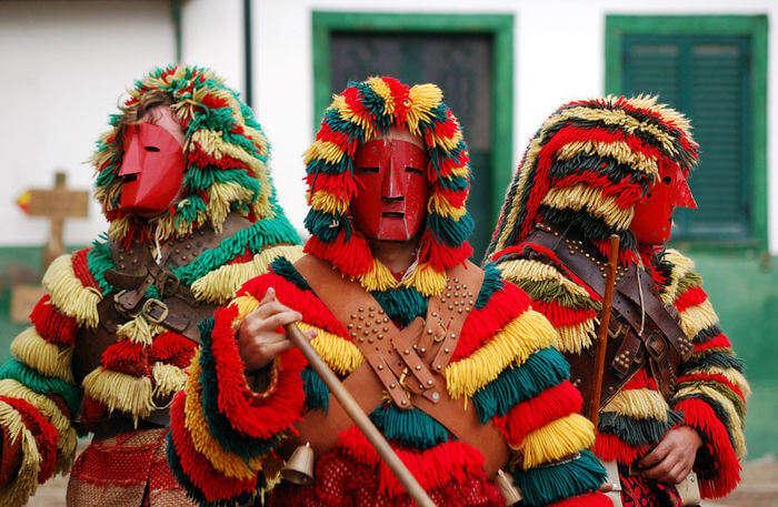 Iberian Mask Festival