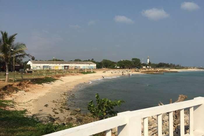 Kankesanthurai Beach Jaffna