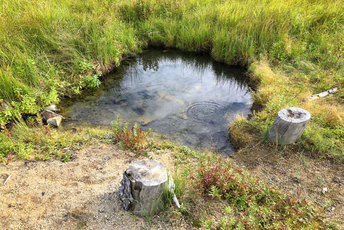 River Hot Springs