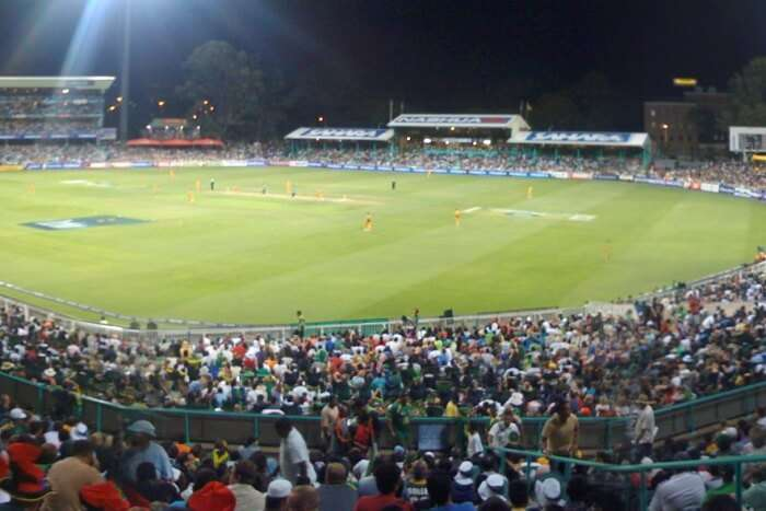 Kingsmead Ground