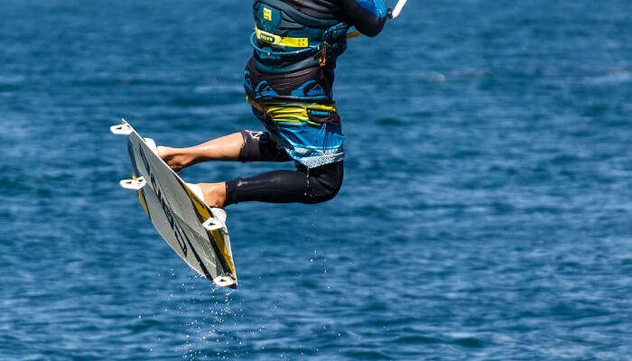Kitesurfing Kite Surfing Water Sports Sport