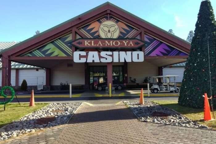 Kla-Mo-Ya Casino
