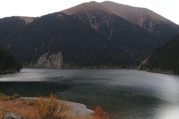 Koslai Lake and Big Almighty Lake