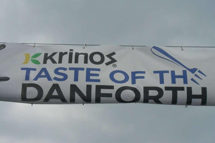 Krinos Taste of the Danforth