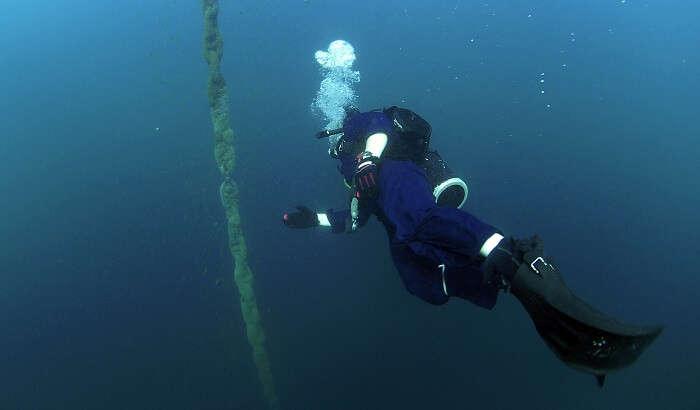 Buoy Salvage Survey
