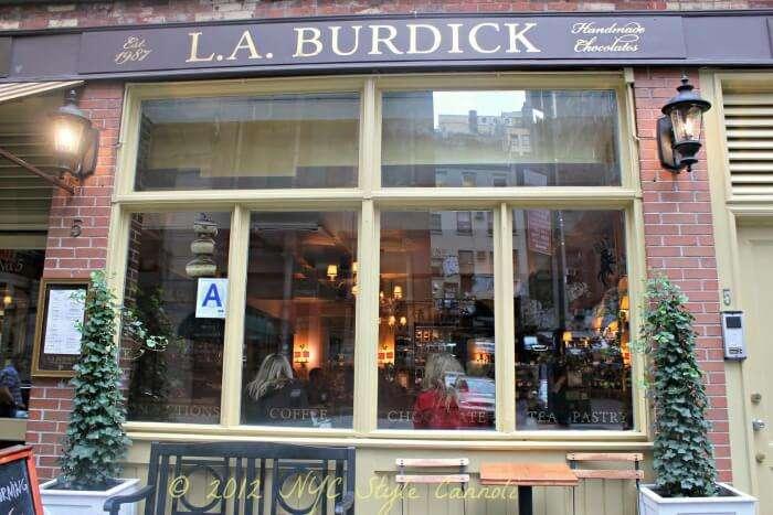 L.A. Burdick