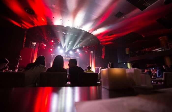 Company Party Night Club