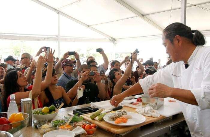 Las Vegas Food and Wine Festival