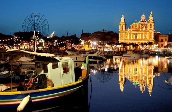 Maltese Festa