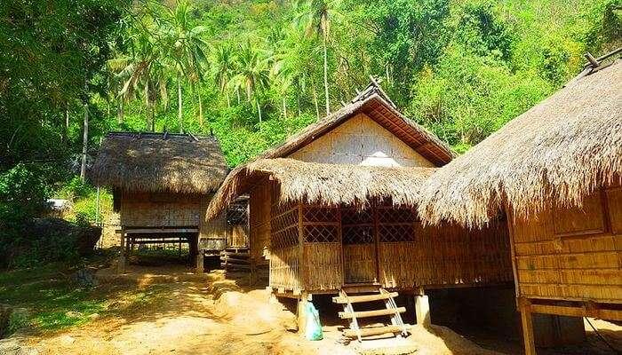 Mangyan_Village