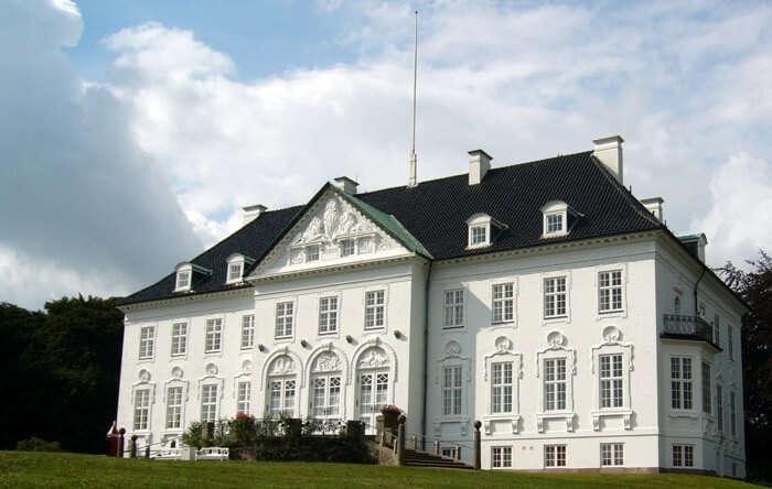 Marselisborg Palace denmark