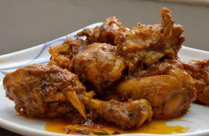 Masala food