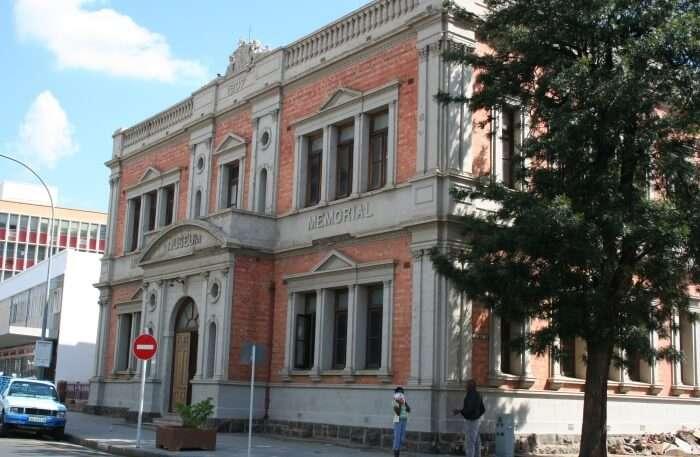 McGregor Museum in Kimberley