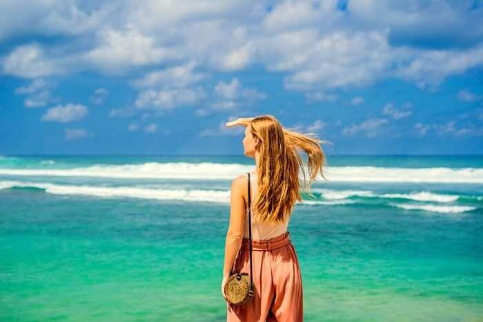 Melasti Beach (Cover)