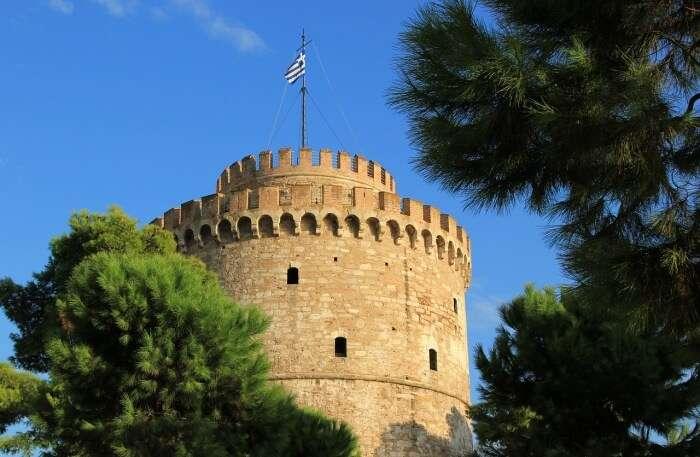 Meteora to Thessaloniki