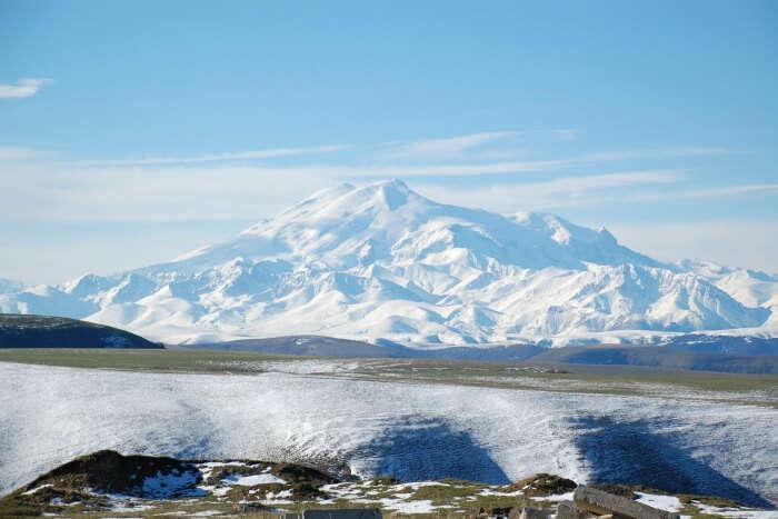 Mount Elbrus, Russia