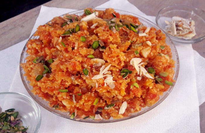 Mr. India dish