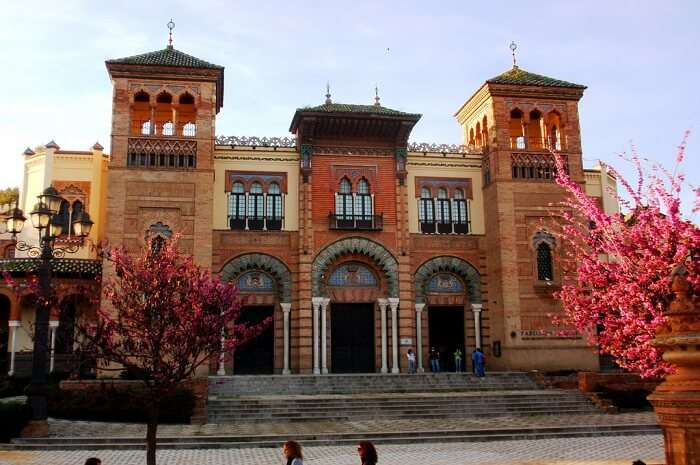 Museum of Arts and Traditions of Seville (Museo de Artes y Costumbres Populares)