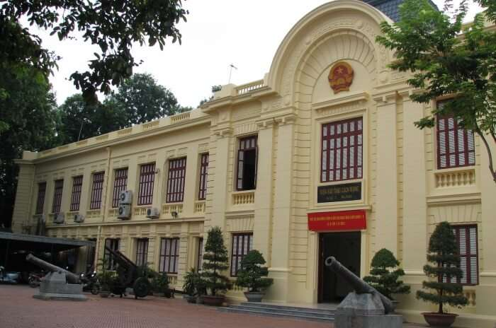 Museum of the Vietnamese Revolution