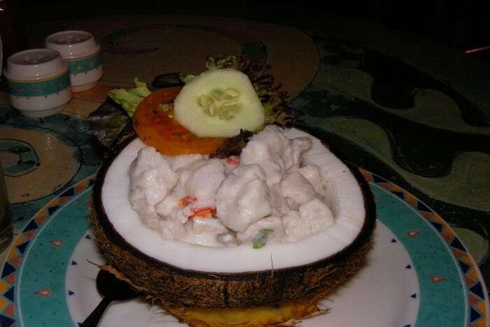 Fijian Restaurant