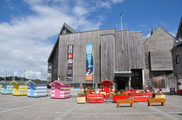 National Maritime Museum Cornwall