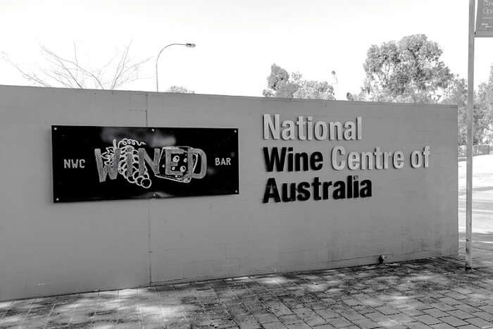 National Wine Centre of Australia