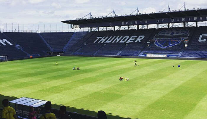 New I Stadium