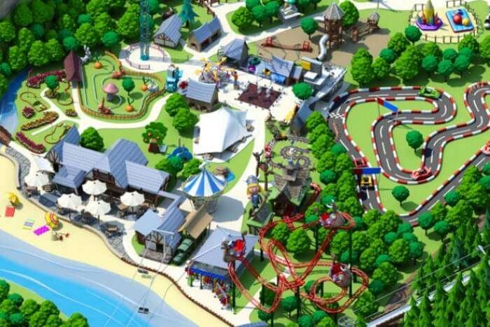 New Plopsa Park