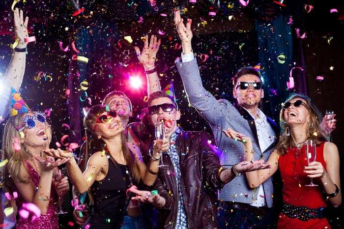 28 Electrifying New Year Parties In Delhi: A Grand Welcome To 2021
