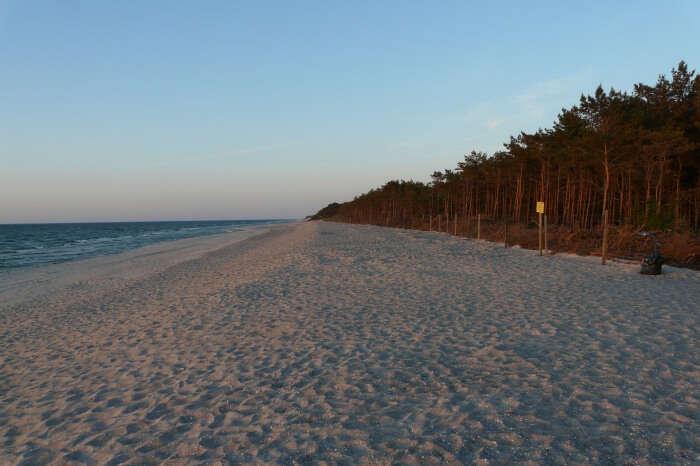 Niechorze Beach