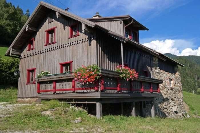 Oberwarth Lodge