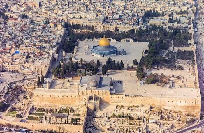 Old And New Jerusalem Day Trip