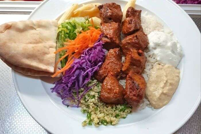Paasha Turkish Restaurant