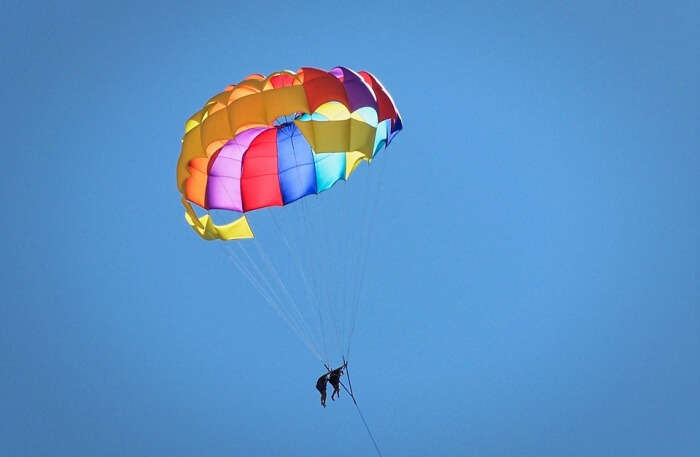 Paragliding-in-Pefkoulia