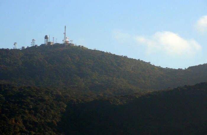 Pedro Mountain
