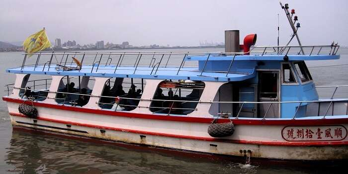 Perama Local Ferry