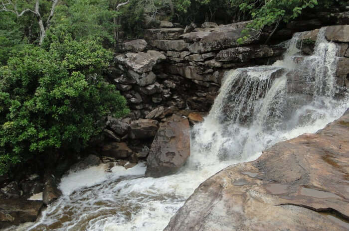 Popokvil Waterfalls