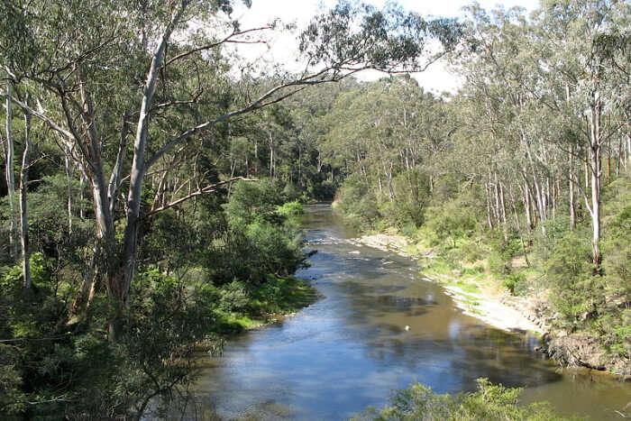 Pound Bend River Walk