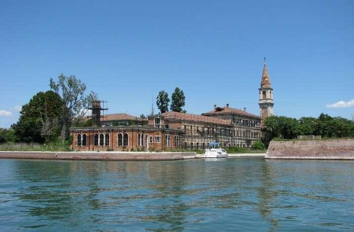 Poveglia in Venice