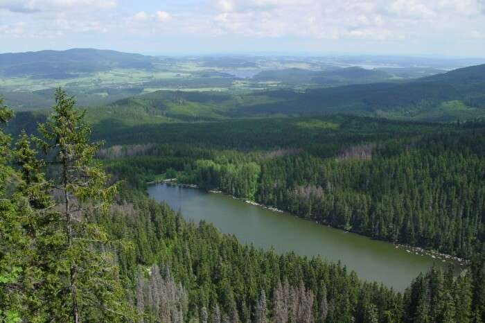 Prasilske Lake