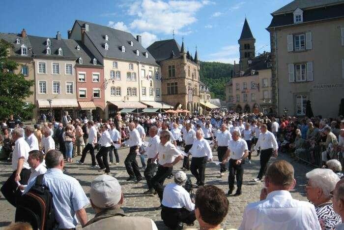 Procession of Echternach