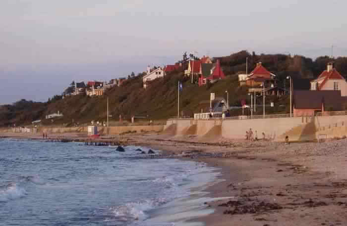 Rageleje Beach