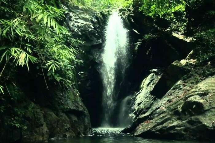 Rajanawa Falls