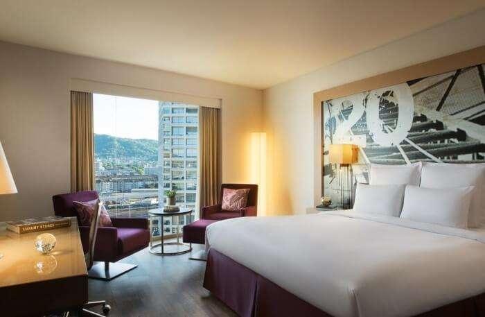 Zurich Tower Hotel
