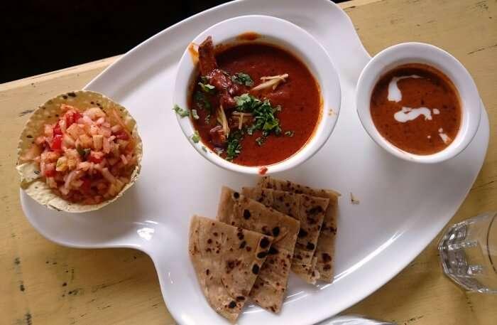 Restaurant New Delhi
