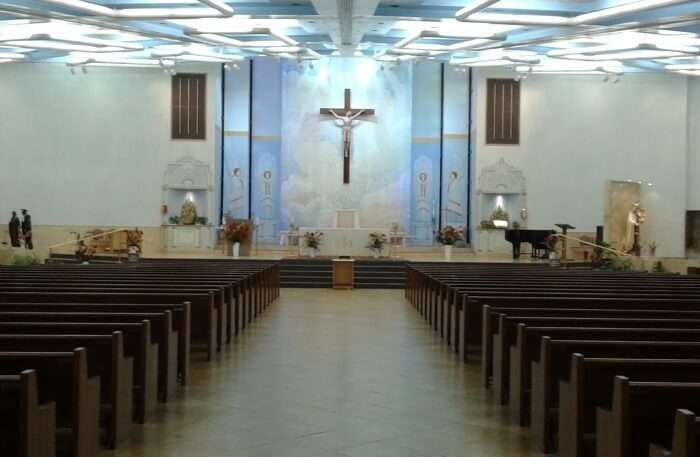 Roman Catholic Shrine Of The Most Holy Redeemer